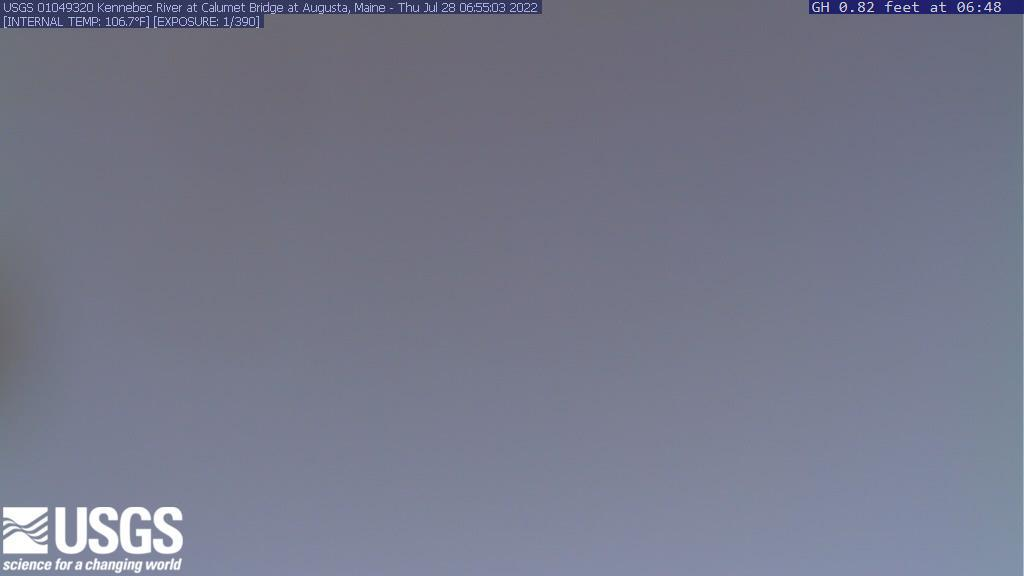 Augusta Maine Webcam